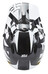 Fox Rampage Race Helmet black/white